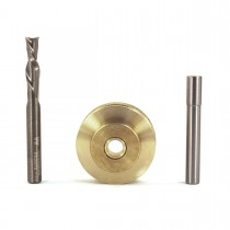 "1/4"" Solid Brass Inlay Kit"