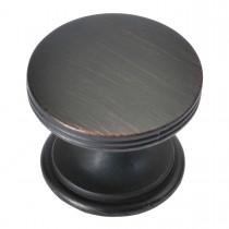 "American Diner Knob (Vintage Bronze) - 1-3/8"""