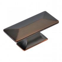 "Bungalow Knob (Refined Bronze) - 2-5/16"""