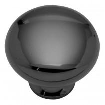"Knob (Black Nickel) - 1 1/4"""