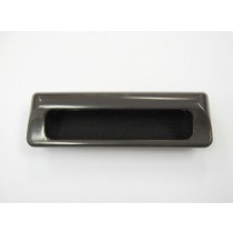 ADA Plastic Recess Pull (Brown) - 5 1/4""