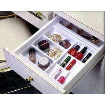 "14 3/4"" Cosmetic Organizer Base Tray"