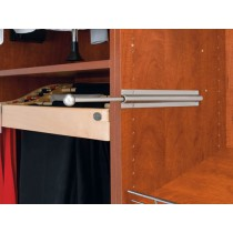 "12"" Standard Valet Rod (Satin Nickel)"