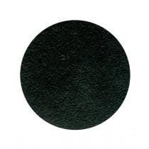 "Black Fast Cap (PVC) - 9/16"""