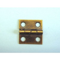 "1"" x 1 1/16"" Butt Hinge (Antique Brass)"