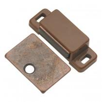 """Super-Magnetic Catch (Cadmium) - 1 3/4"""" x 11/16"""""""