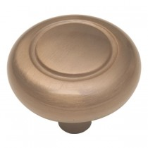 Eclipse Knob (Satin Bronze) - 1 1/4""
