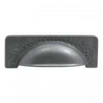 Craftsman Pull (Black Iron) - 96mm