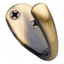 """Hook (Antique Brass) - 1 5/8"""""""