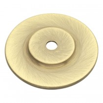 "Cavalier Backplate (Antique Brass) - 1 1/2"""