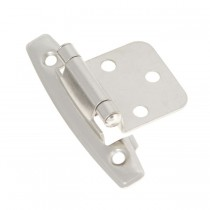 Flush Hinge (Satin Nickel)