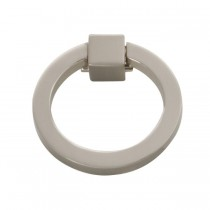 Camarilla Ring Pull (Satin Nickel) - 2-3/32""