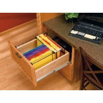 "12 1/2"" File Drawer System (Letter Size)"