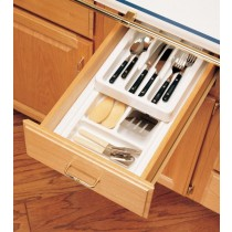 "8 3/4"" Half Cutlery Tray Set (Shallow)"
