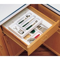 "14 3/4"" Half Cutlery Tray Set (Shallow)"