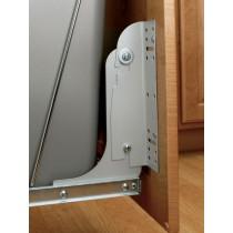 Heavy Duty Door Mount Kit (Silver)