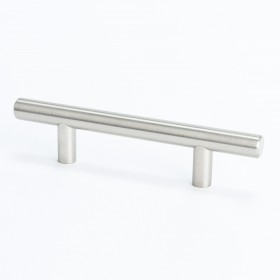 Tempo Bar Pull (Brushed Nickel) - 3""