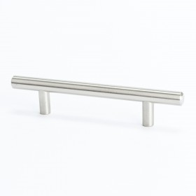 Tempo Pull (Brushed Nickel) - 96mm