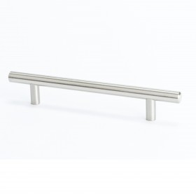 Tempo Pull (Brushed Nickel) - 128mm