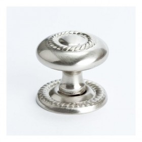 Knob (Brushed Nickel) - 1-1/4""