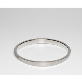 """Stainless Steel Trash Ring, Heavy Duty, 10"""" x 1"""""""
