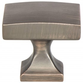 "Epoch Edge Knob (Verona Bronze) - 1 3/8"""