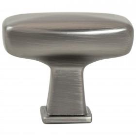 """Subtle Surge Knob (Vintage Nickel) - 1 9/16"""""""
