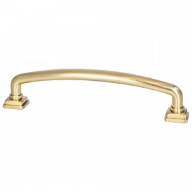 Tailored Traditional Pull (Modern Brushed Gold) - 128mm