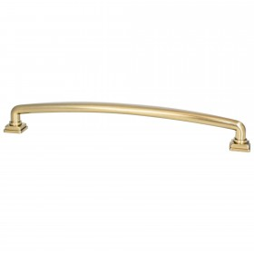 Tailored Traditional Appliance Pull (Modern Brushed Gold) - 224mm