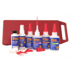 2P-10 Adhesive Kit - 8 Piece
