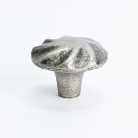 Rhapsody Knob (Weathered Nickel) - 1 5/16""