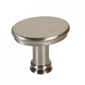 Knob (Brushed Nickel) - 1.02""