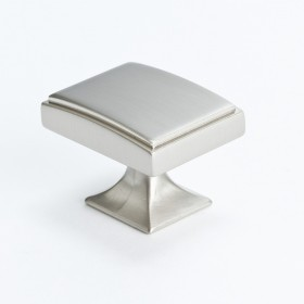 Knob (Brushed Nickel) - 1 9/16""