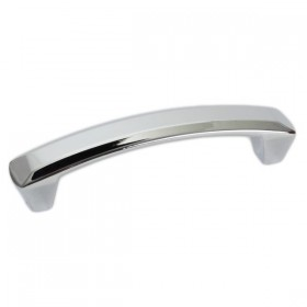 Laura Pull (Polished Chrome) - 96mm