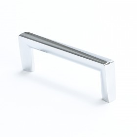 Metro Pull (Polished Chrome) - 96mm