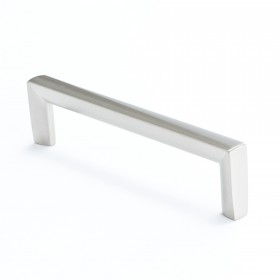 Metro Pull (Brushed Nickel) - 128mm