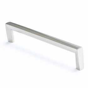 Metro Pull (Brushed Nickel) - 160mm
