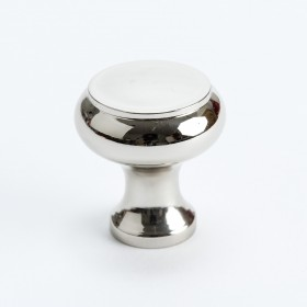 Designer Group 10 Classic Knob (Polished Nickel) - 31mm
