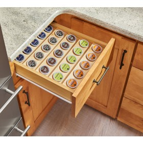 "K-CUP Tray Insert for 18"" Cabinet Drawers"