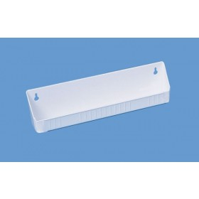 """11"""" Tip Out Standard Tray (White)"""