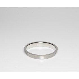 """Stainless Steel Trash Ring, Heavy Duty, 6"""" x 1"""""""