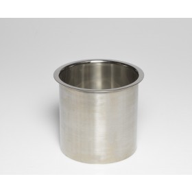 """Stainless Steel Trash Ring, Heavy Duty, 6"""" x 6"""""""
