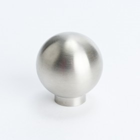 Knob (Stainless Steel) - 30mm