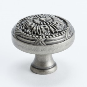 Toccata Knob (Weathered Nickel) - 38mm