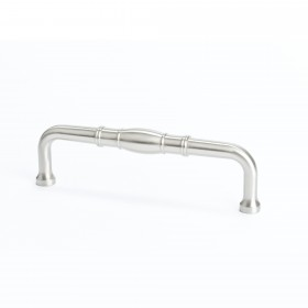 Forte Pull (Brushed Nickel) - 4""