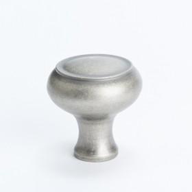 Forte Knob (Weathered Nickel) - 31mm