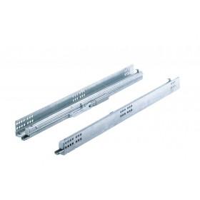 """Quadro V6 Full Extension Soft Close Drawer Slides - 24"""""""