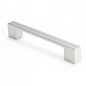 Skyline Pull (Brushed Nickel) - 160mm