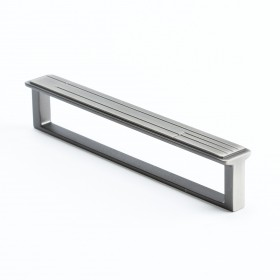Oak Park Pull (Vintage Nickel) - 160mm