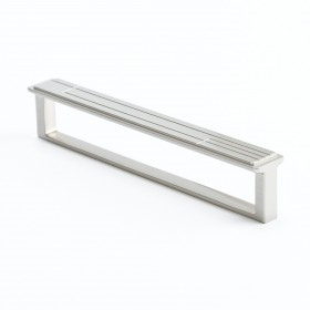 Oak Park Pull (Brushed Nickel) - 160mm